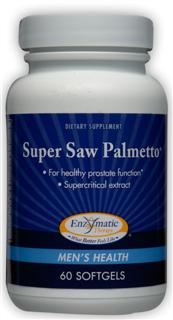 Super critical saw palmetto extract is standardized to provide exceptional support to benefit long term prostate health..