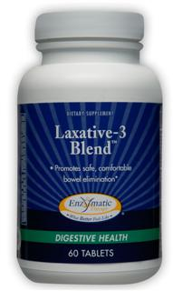 Stimulant and chemical free, Laxative-3 Blend delivers the gentle, comfortable and natural support you are looking for in a laxative..