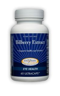 Bilberry extract helps preserve eyesight and supports healthy eye function..