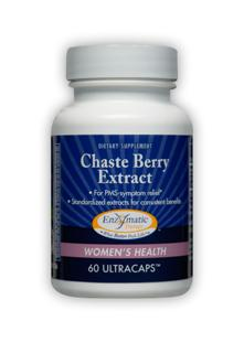Popular herb among women who need extra support during premenstrual and menstrual cycles, Chaste Berry is particularly beneficial for premenstrual stress syndrome..