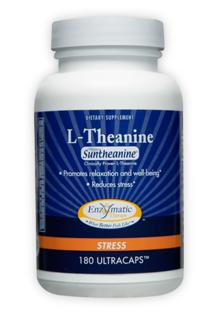 Clinically proven natural stress management supplement L-Theanine safely reduces stress and promotes relaxation without causing daytime sedation and grogginess..