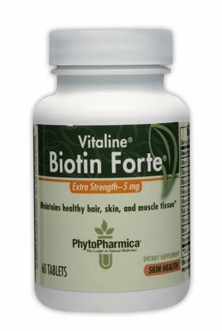 Biotin Forte naturally benefits healthy hair, skin, and muscle tissue. Biotin Forte formula provides added benefits of Vitamin B-Complex and Vitamin C working together to help promote healthy nervous and circulatory systems..