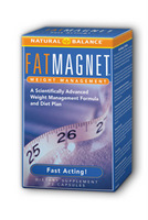 Natural Balance fat magnet is an advanced electrostatic formula that traps fat and a scientifically advanced weight management formula..