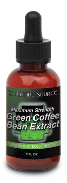 Maximum Strength Green Coffee Bean Extract (350 mg 2 oz)*.