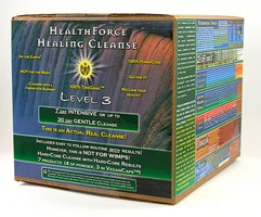 The HealthForce Healing Cleanse holds nothing back. It is a real, deeply therapeutic cleanse..