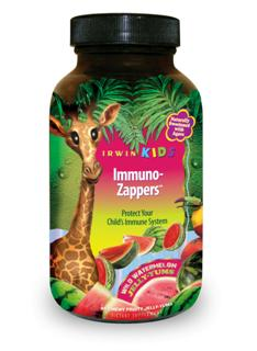 Colds can occur all year long, even during the summer, so it is important to boost your child's immune system throughout the year. Immuno-Zappers is a safe and natural supplement formulated just for kids with powerful antioxidants to promote healthy immune response..