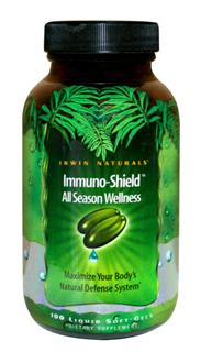 Powerful antioxidant vitamins C and E and the mineral zinc are included to fortify the immune system and enhance the bodys natural defense mechanisms. Echinacea, Olive leaf, Oregano Leaf and Cats Claw are combined with Chinese herbs, Andrographis extract and  Astragalus to further support the immune system..