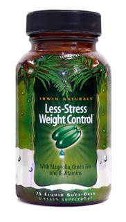 Less-Stress Weight Control provides a robust formula to support your weight loss goals..