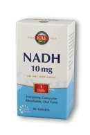 A form of niacin, NADH levels significantly decline with age..