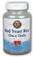 Red Yeast Rice lowers cholesterol and improves circulation. Its side effects are rare and should only be used by adults over the age of 20..