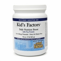 Natural Factors Learning Factors Daily Nutrient Boost is a smoothie mix  designed to lessen the effects of attention disorders..