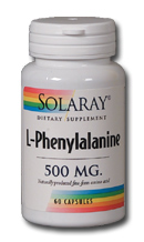 L-Phenylalanine 500 mg, is an amino acid produced naturally by a microbiological fermentation process and is an essential component of protein found naturally in the human body..