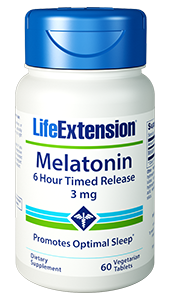 Melatonin keeps our circadian cycle in tune as it communicates with the body's cells..