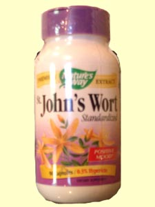 Nature's Way St. John's Wort Extract provides a natural dose of mood enhancing supplement that fights and treats depression..