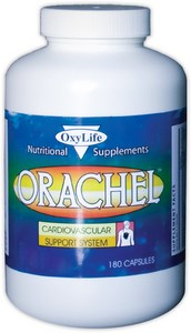 Orachel is a safe and effective oral chelation therapy for dissolving and removing existing plaque from the arterial walls..
