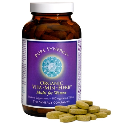 Organic Vita Min Herb for Women |