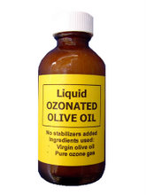 Ozonated olive oil is a highly effective ointment that can be used on all types of skin disorders..