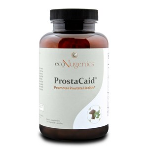 ProstaCaid is specifically designed to support prostate health and healthy hormonal balance. Physician formulated by Isaac Eliaz, MD, ProstaCaid is a safe, potent and highly effective blend of 33 powerful nutrients, medicinal mushrooms, minerals, and botanicals that work together to provide superior, long-lasting prostate support..