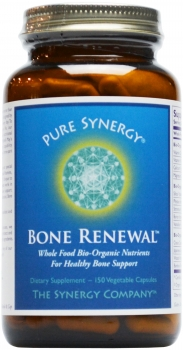 Bone Renewal was extensively researched and designed by Mitchell May and contains Exclusive Whole Food Bio-Organic Nutrients to Effectively Support Healthy Bones.