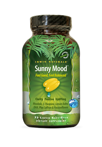 Sunny Mood by Irwin Naturals is new and innovative natural supplement providing a broad-spectrum of phytonutrients targeting Emotional Balance and Mood Enhancement. Buy Today at Seacoast.com!.