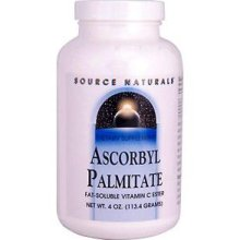 Ascorbyl palmitate is a fat-soluble form of ascorbic acid that exerts the antioxidant activity characteristic of vitamin C on lipids throughout the body..
