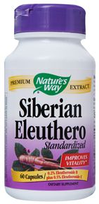Siberian Eleuthero Standardized is highly regarded for improving mental and physical vitality, supporting the body's ability to cope with stress. .