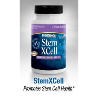 The patented blend NT020 in StemXCell was developed by leading university scientists and has been shown to promote the growth and health of stem cells. This unique blend has been enhanced by the addition of Enzymedica enzymes, which have been shown to improve nutrient value and have exhibited strong antioxidant qualities..