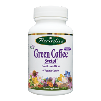 Pure Green Coffee Bean with Svetol is the ultra-pure and potent extract from decaffeinated robusta variety green 