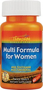 Compare to Higher Priced Brands and Save on Quality Vitamins and Supplements for Women.