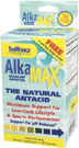 AlkaMax by TriMedica is an all-natural antacid that works to reduce acid build-up and restore healthy PH balance to the ntire body..