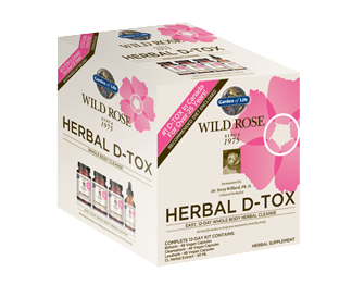 Wild Rose Herbal D-Tox Program formulated to provide a complete detoxification of the liver, colon, kidneys and lymphatic system for a healthier lifestyle. Complete diet and instructions included for this easy 12 day regimen. Shop Today at Seacoast.com!.