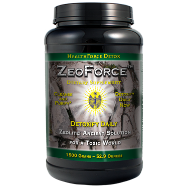 ZeoForce Daily Detox is a non-toxic dietary supplement earth clay used for deep detoxification. Shop Today at Seacoast.com!.