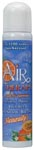 Air Therapy Orange by Mia Rose is a natural air purifying spray that rejuvenates and invigorates your space as well as your mind and body with its aromatherapeutic scent of natural orange..