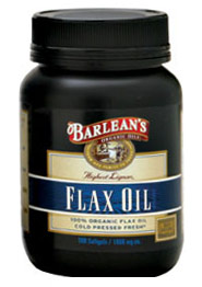 Pure and Organic Barlean's Lignan Flax Oil Capsules are a wealth of essential omega-3 fatty acids and a strong addition for sustaining a healthy diet..