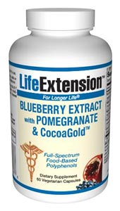 Reduce oxidative stress, protect the brain, and nourish the vascular system with this potent food-based antioxidant formula from Life Extension..