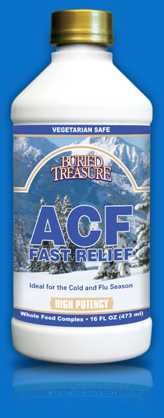 ACF Fast Relief is a high potency solution ideally formulated to fight against cold and flu symptoms..