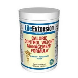 Calorie Control Weight Management Formula helps clean the walls of the intestines and enhances the elimination of unwanted by products.