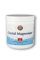 Crystal Magnesium from KAL offers 600mg of Magnesium per serving..