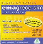 The Emagrece Sim Diet is a two-part plan designed to cleanse, detoxify, boost energy, metabolism and burn fat..