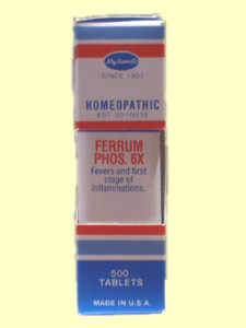 Hylands Ferrum Phos. 6X is an effective and multi-purpose first-aid product that has many different applications.