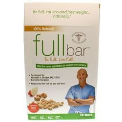 Full Bars Caramel Apple Crisp,  be full, eat less and loose weightnaturally!.