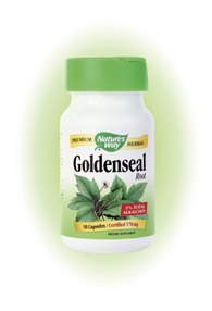 Nature's Way Goldenseal Root (100 Caps) is a wild herb native to North America that has many different applications but is most handy in enhancing the immune system.