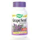 Take advantage of the natural health-promoting properties of Nature's Way Grape Seed Extract today. It is standardized to 95% polyphenols (including OPCs). Grape Seed Extract is filled with powerful antioxidants that help protect the cells from free radicals that scavenge the body and cause cell deterioration..