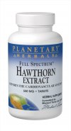 Hawthorn is considered one of the most relied-upon botanicals to support the heart..