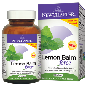 Lemon Balm is a potent antioxidant, providing protection against oxidative stress and supporting a healthy immune system..