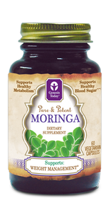 100% pure Moringa product contains only wild-harvested Moringa leaves in a vegetarian capsule with absolutely no binders, no fillers and no excipients! Buy Today at Seacoast.com!.