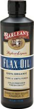 Highest Lignan Flaxseed Oil (16 oz) Barleans Organic Oils