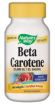 Natural Beta Carotene  (100 softgel )