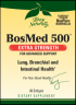 BosMed 500 Extra Strength Boswellia Extract (60 capsules)* EuroPharma