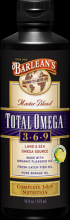 Total Omega 3-6-9 (Lemonade -16 oz) Barleans Organic Oils